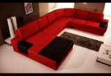 Best Red Leather Sectional Couch 30 On Sofa Design Ideas with Red Leather Sectional Couch