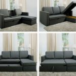 Fantastic L Shaped Couch With Bed 99 On Living Room Sofa Inspiration with L Shaped Couch With Bed