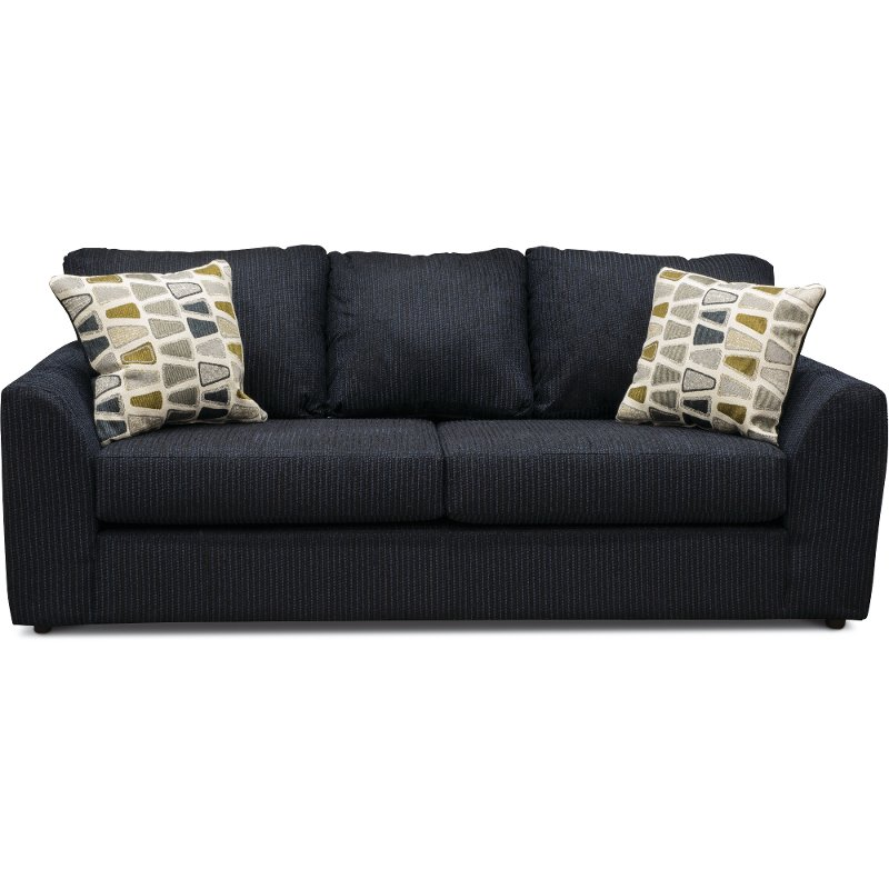 Magnificent Dark Blue Couch 53 For Sofa Table Ideas with Dark Blue Couch